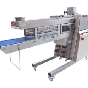 König Artisan SFC dough sheeting machine illustration